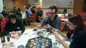 Star Trek Catan! Credit to  Richard Harris-Abbott for this one