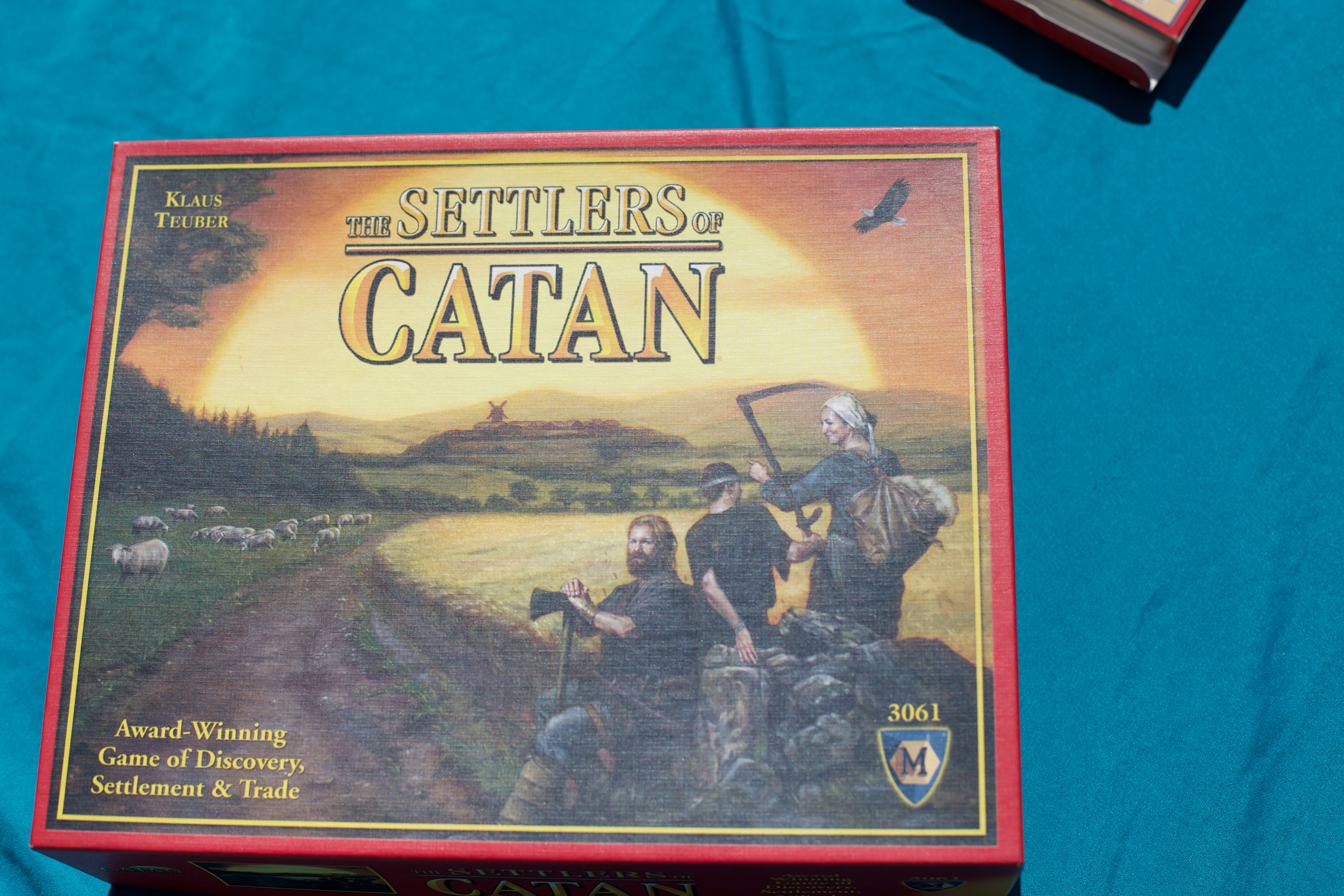 D Family Edition Settlers Of Catan