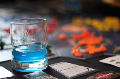Romulan ale, for when your girlfriend has passed a motion to have you executed by the senate. Again.
